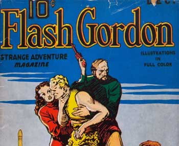 Flash Gordon Cómic